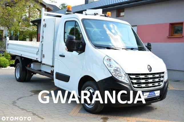 Renault Master  L4H1 wywrotka skrzynia maskot 2,3dci150 hak 3500
