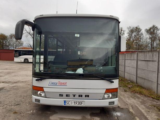 Autobus Setra S 319 rok 2004