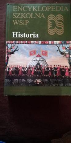 """""""Encyklopedia szkolna. Historia""""."""