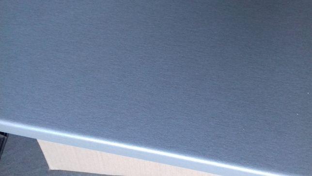 NOWY blat kuchenny srebrny