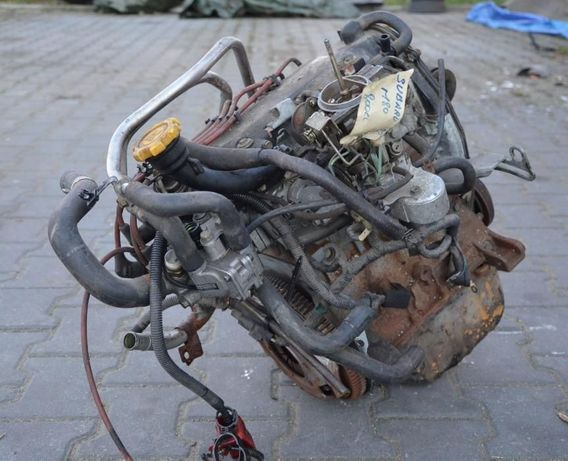 Silnik SUBARU M80 800 0.8 Kompletny