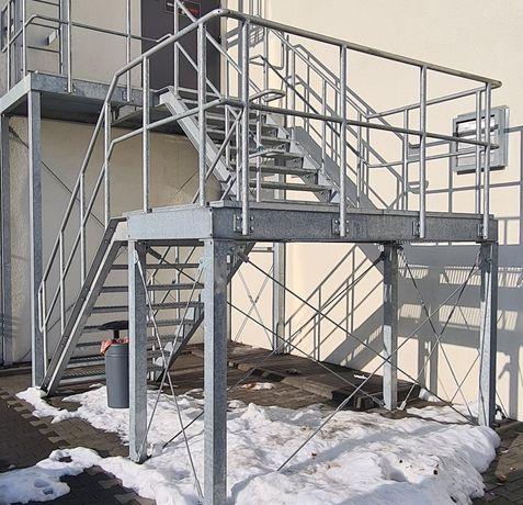 Konstrukcje stalowe, tarasy, schody, spawanie, ogrodzenia, płoty