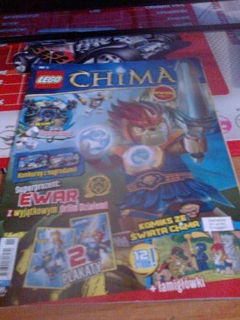 Komiks LEGO Chima