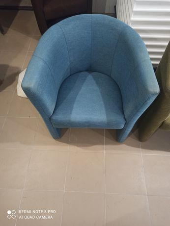 Стильное и мягкое кресло