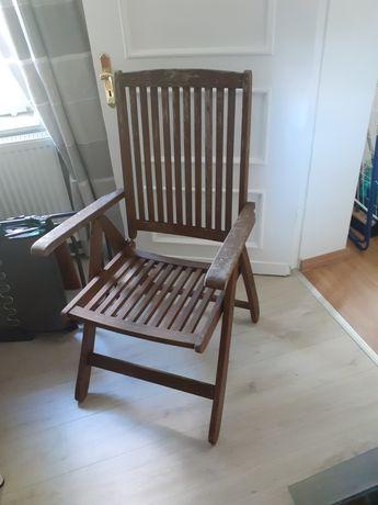 Fotel, leżak tarasowy