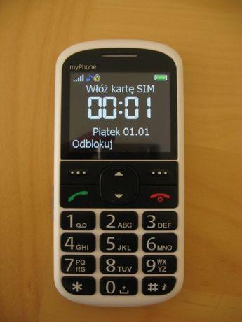 telefon myPhone Halo 2 - biały