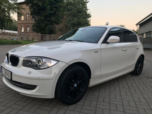 2010 BMW series 1