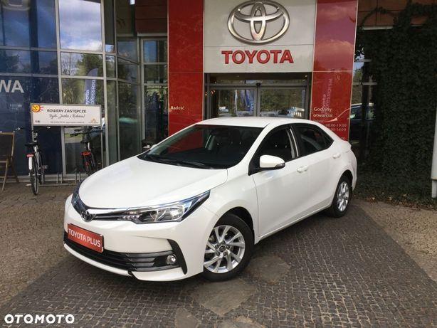 Toyota Corolla 1.6 Classic +, Salon PL, VAT 23%, serwisowany w...