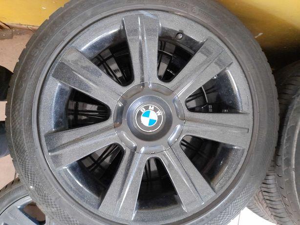 Alufelgi felgi koła opony BMW 225/45r17  5x120 X3
