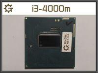 Процессор Intel Core i3-4000m 4 поколение G3 Haswell ноутбук i3-4100m