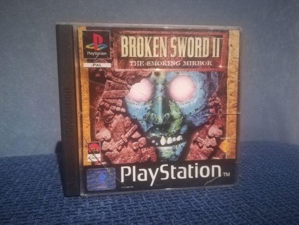 Broken Sword 2 PSX Gra na PlayStation
