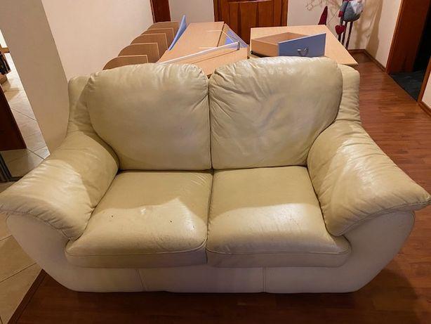 kanapa, sofa skórzana