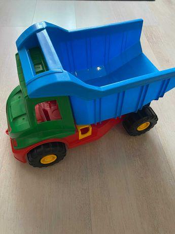 Машина грузовик большой Wader Multi Truck 38 см