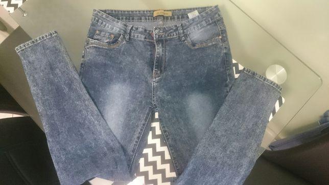 Spodnie,jeansy 44