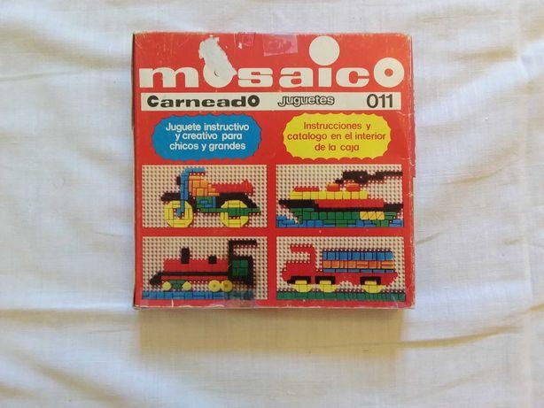 Brinquedo didático - Mosaicos