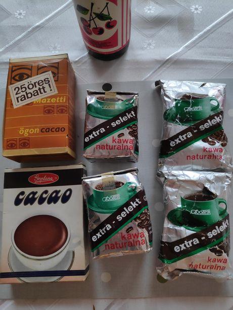 SPOŁEM - Kawa naturalna EXTRA - SELEKT z 1979 r