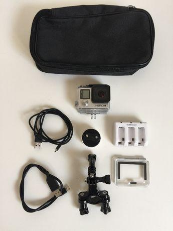Kamera GoPro Hero4 + dodatki