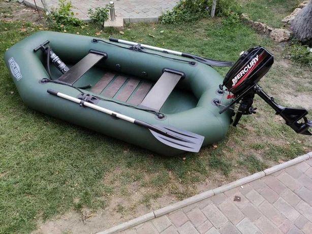 Лодка Колибри К-260Т