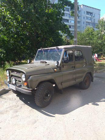 """Автомобиль """"УАЗ"""" 31512-01"""