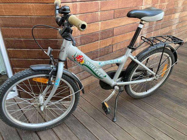 Велосипед детский Wheeler (германия) 6-9 лет + БОНУС одесса самовывоз