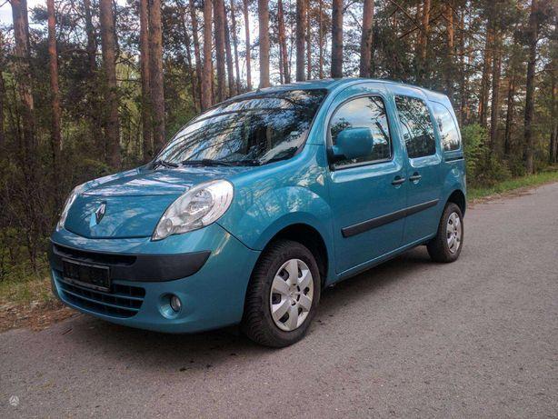 Renault Kangoo, 1.6 l., Минивэн,09.,бензин