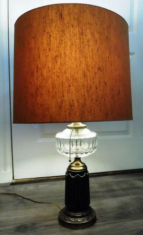 Настільна лампа, вінтаж