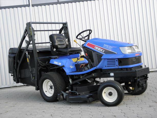 Traktorek Kosiarka ISEKI SXG 19 H - BARAS