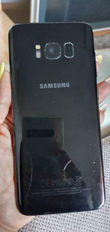 Samsung galaxy S8 uszkodzony