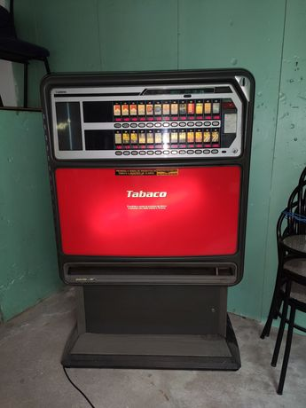 Vendo máquina de tabaco