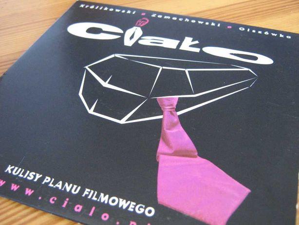 Film CD VCD Ciało - kulisy planu filmowego