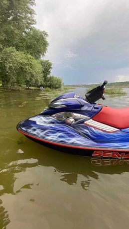 Seadoo RXP215.Водный мотоцикл,гидроцикл.1.5л,240л.с!