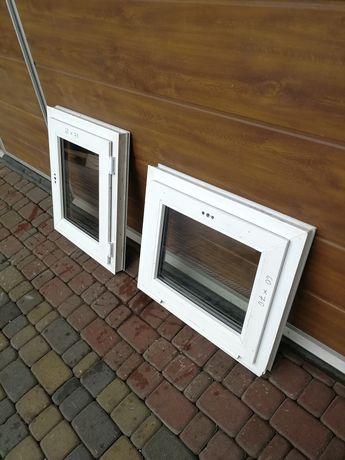 Okno PCV plastikowe 60 X 70