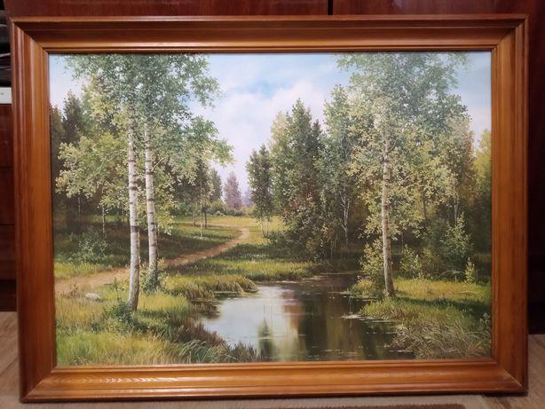 Картина с изображением природы