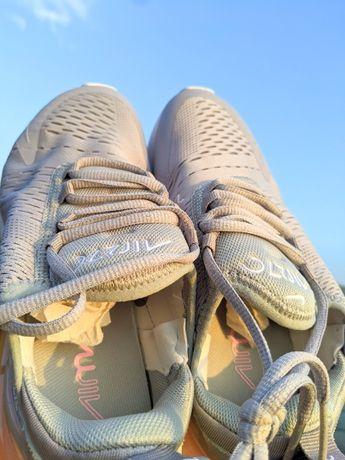 WMNS Nike air max 270 для спортзала размер 23,5cm 37.5