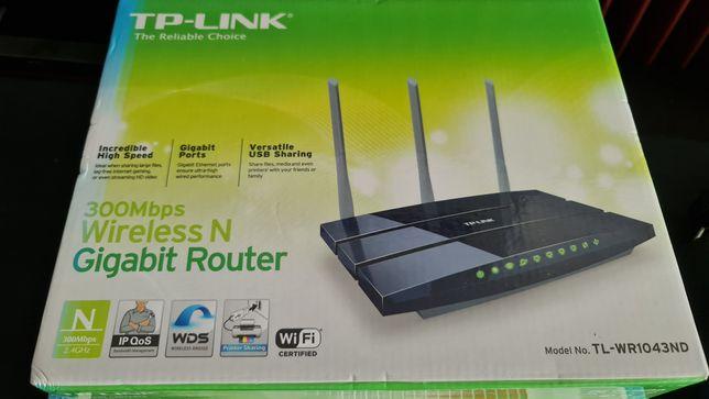 Tp link gigabit router TL-WR1043ND