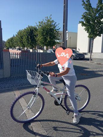 Bicicleta menina novo preço