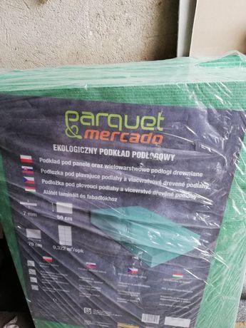 Podkład pod panele 7mm ekologiczny