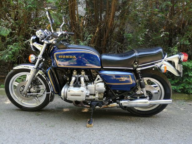 1980 Honda Goldwing GL1000