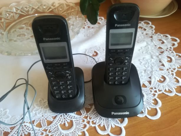 Telefon domowy Panasonic