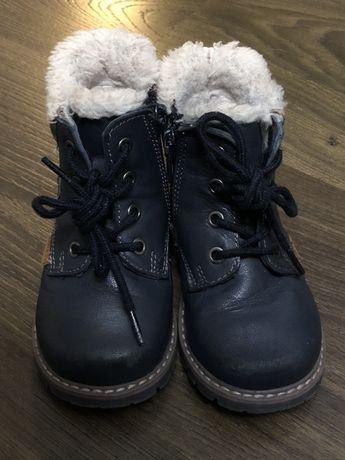 Buty zimowe dziewczęce Lasocki Kids rozmiar 22