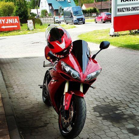 Yamaha R1 Rn12 Zadbana