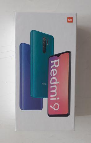 Smartfon XIAOMI Redmi 9 4/64 GB CARBON GREY