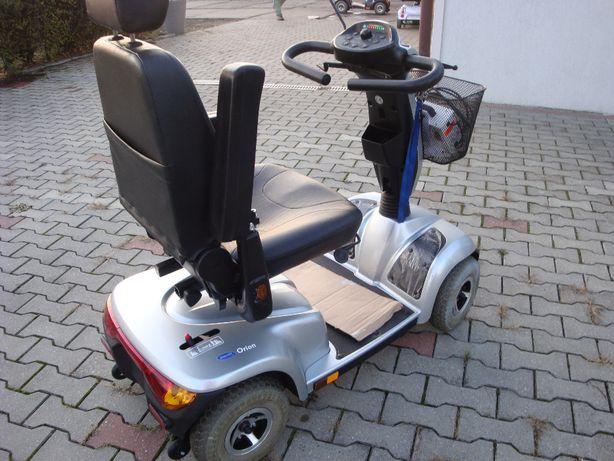 Skuter elektryczny inwalidzki INVACARE ORION.