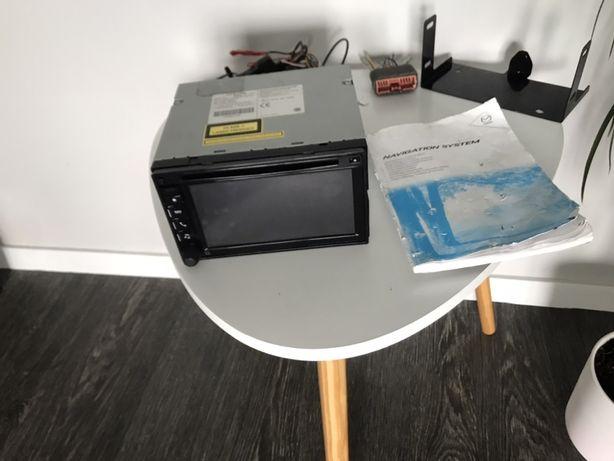 Alpine C660-V6-600 radio multimedialne //Mazda/