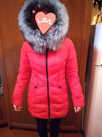 Зимова курточка маленького розміру