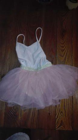 Strój do baletu dla dziewczynki