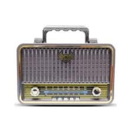 Radio retro z kartą Sd i czytnikiem usb