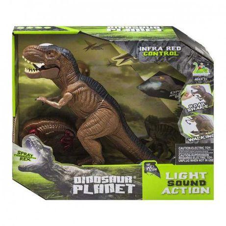 Динозавр на нульті