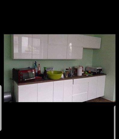 Kuchnia szafki białe
