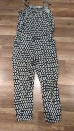 Kombinezon letni H&M +swetr Zara 9-10lat,140 cm